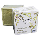 Aleppo Hälsotvål med Lagerbladsolja BIOeste 200 gr.