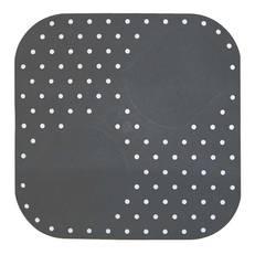 Halkskyddsmatta grå, dusch, 54x54 cm