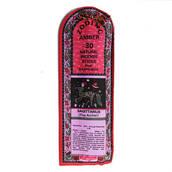 Indiska Rökelser, doft Amber, 30 pinnar