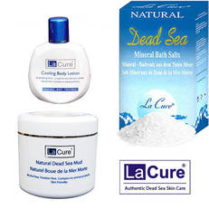 Spa- & hudvård, erbjudande, La Cure Dead Sea