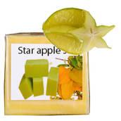 Handgjord Naturtvål med Stjärnfruktsextrakt, 70 gr
