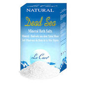Mineralbadsalt, La Cure Dead Sea, doftfri - 500 gr